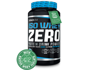 BIOTECHUSA PROTEINA NATIVA ISO WHEY ZERO 2 LBS STRAWBERRY